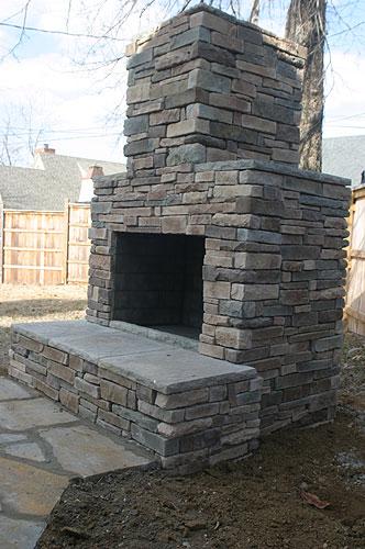 Kodiak Custom Masonry, Tulsa Brick Works | Outdoor ...