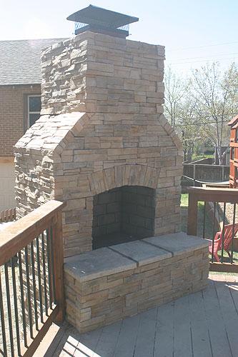 Kodiak Custom Masonry Tulsa Brick Works Outdoor