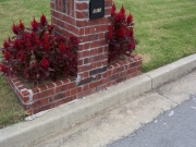 Tulsa Brick Mailboxes